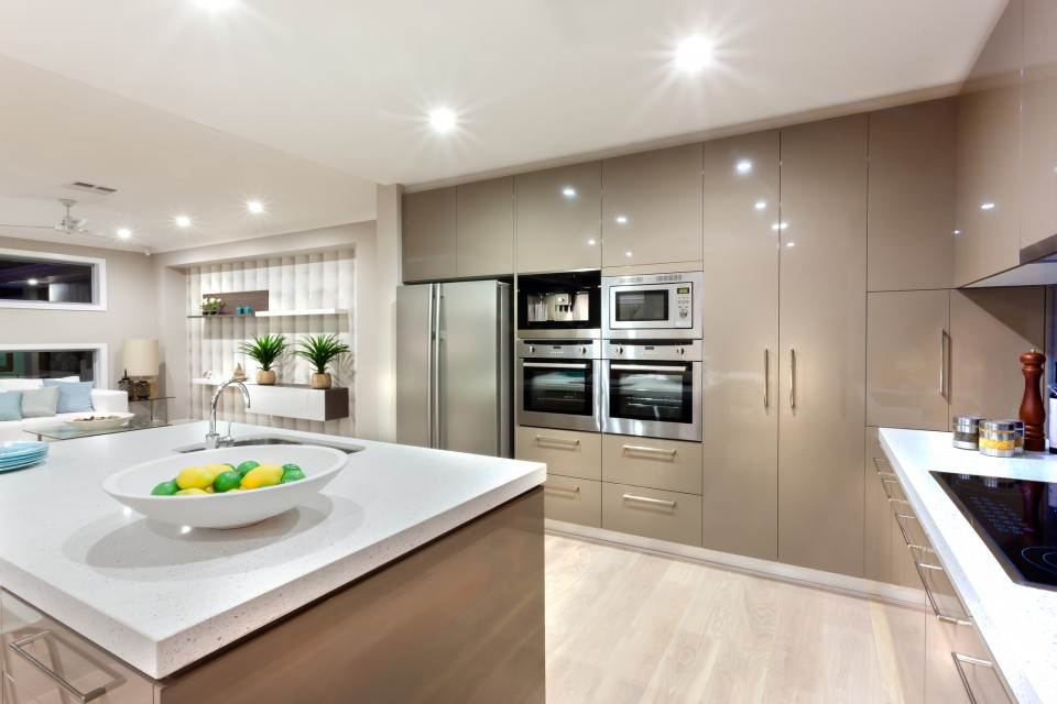 Modern Contemporary Kitchens DGS Kitchens Windsor NSW Interesting Modern Designer Kitchens