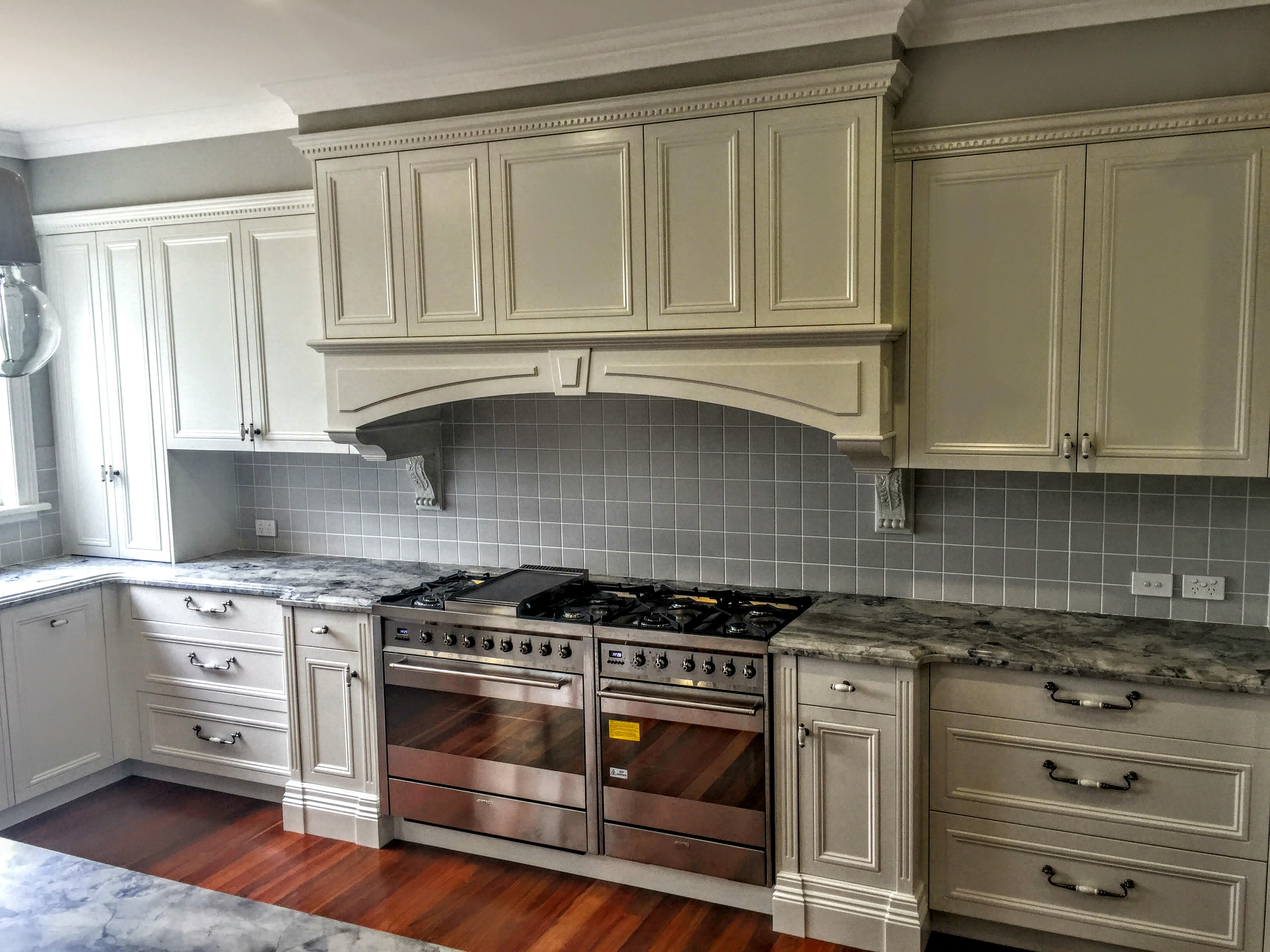 French Provincial Kitchens DGS Kitchens Windsor NSW